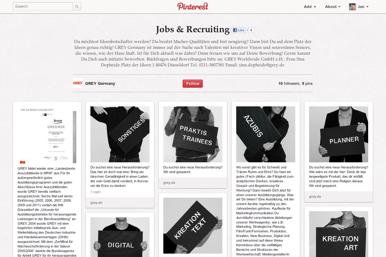 2012 04 07 pinterest jobsuche recruiting grey