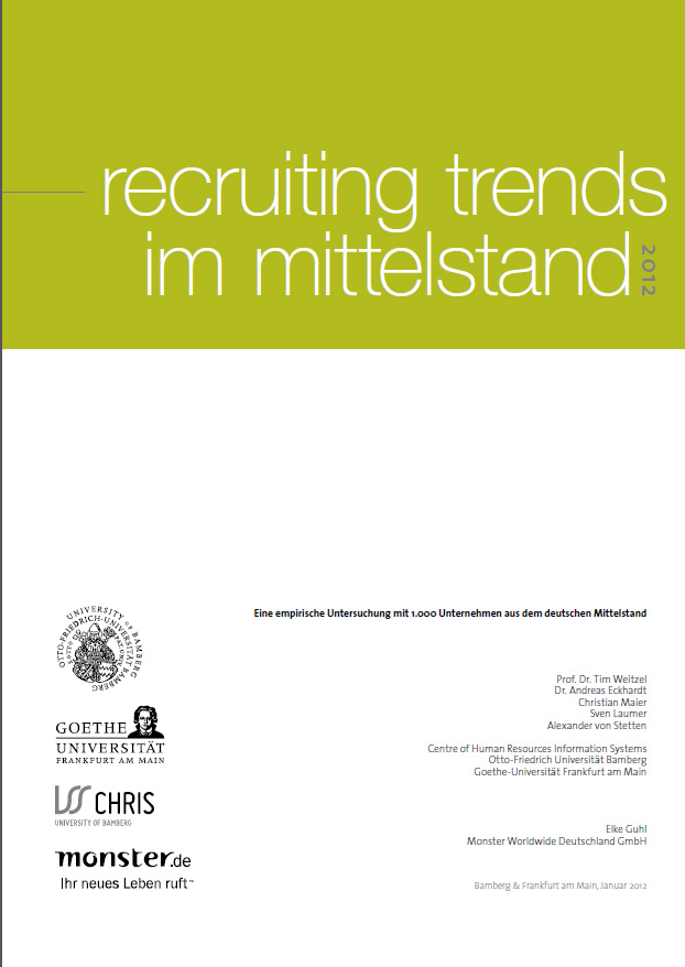 Recruiting Trends Mittelstand