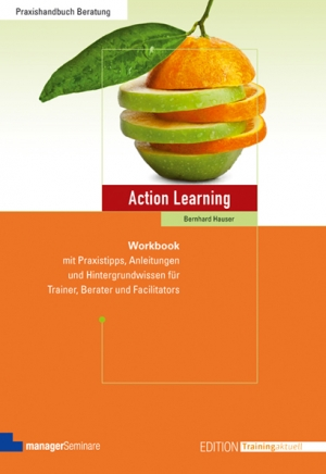 "Buchcover ""Action Learning"""
