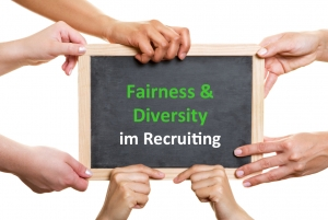 "Webinar ""Fairness & Diversity im Recruiting"""