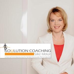 Soulution Coaching Silke Mekat Unternehmensberatung für familienbewusste Persona
