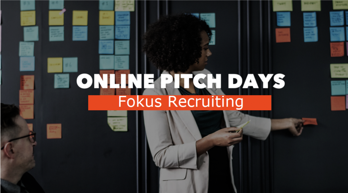 Online Pitch day, Recruiting Lösungen mit: Softgarden