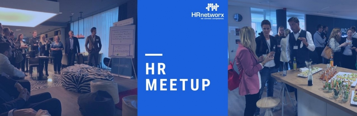 HRnetworx Online Meetup (Online Netzwerktreffen Zürich)